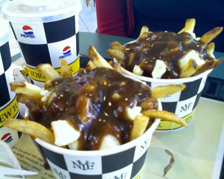 New York Fries Poutine